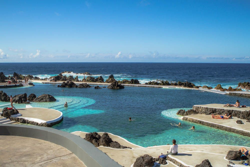 Pontos de interesse no porto moniz hotel salgueiro for Piscinas oporto